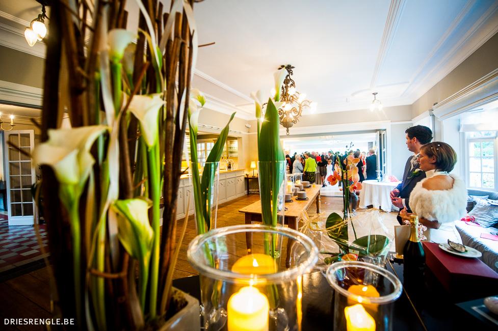 Trouzaal Antwerpen Brasschaat De groene Jager