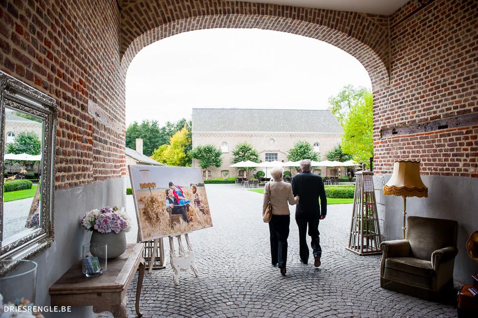 fonteinhof limburg borgloon trouwzaal Dries Renglé