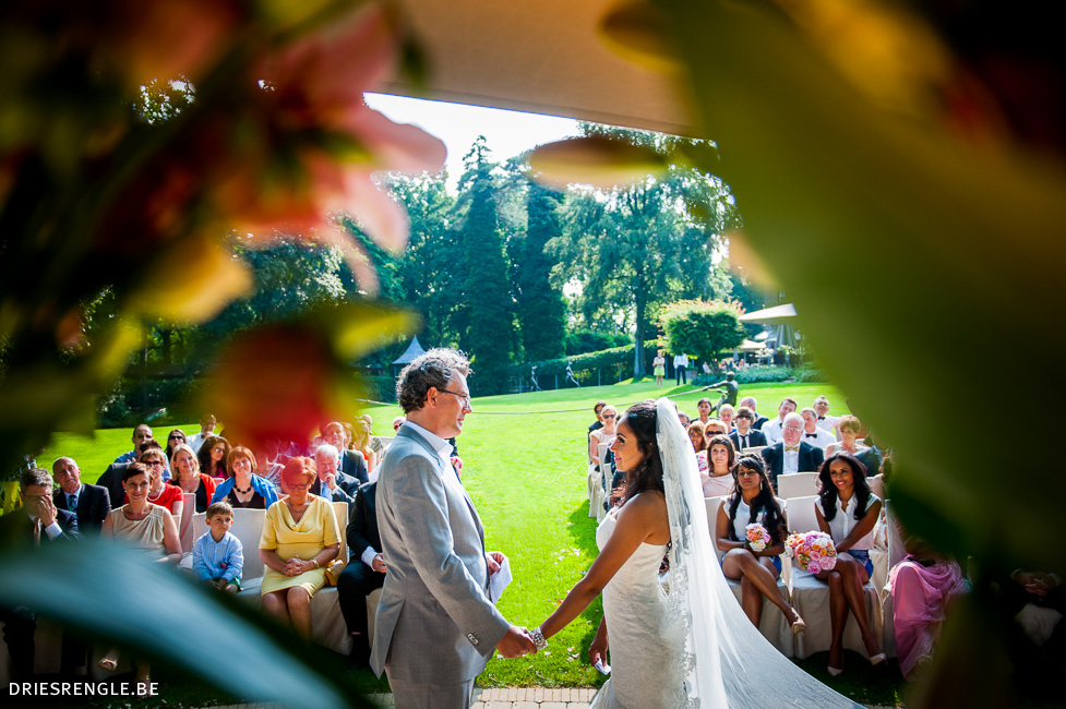 feestzaal huwelijk la butte aux bois