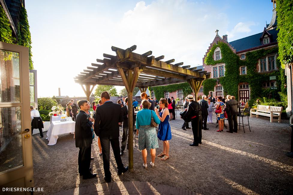 feestzaal huwelijk park van beervelden Oost vlaanderen