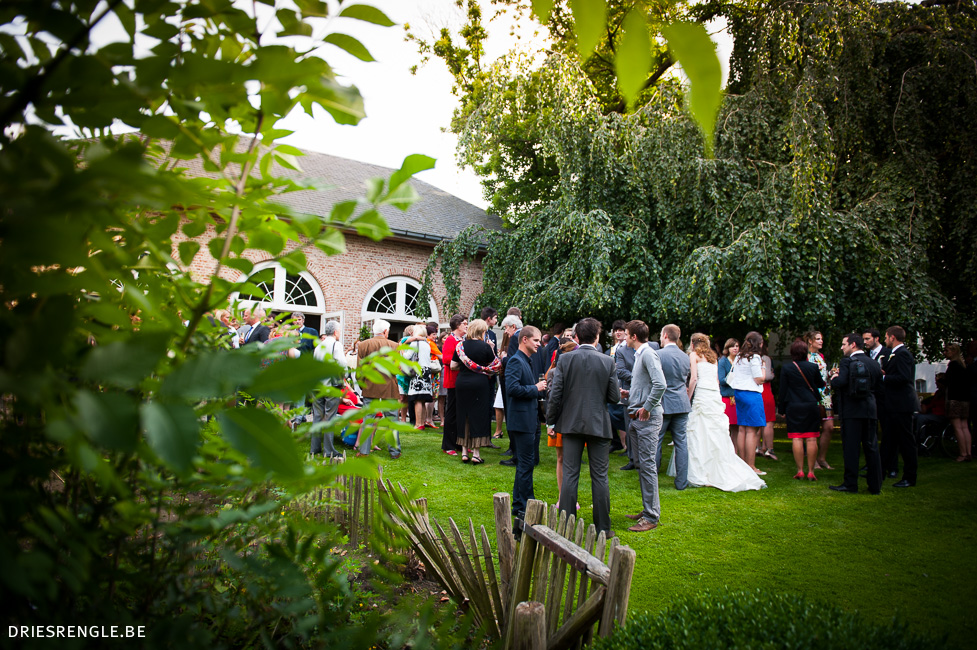 Kateel van Lebbeke feestzaal huwelijk Oost vlaanderen