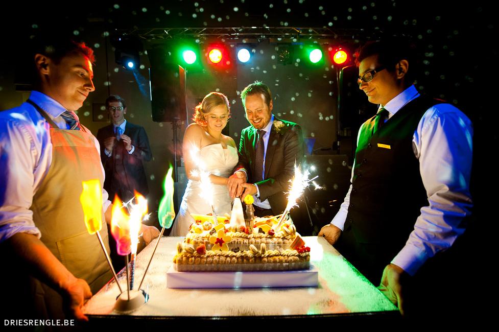 Faculty club feestzaal huwelijk leuven