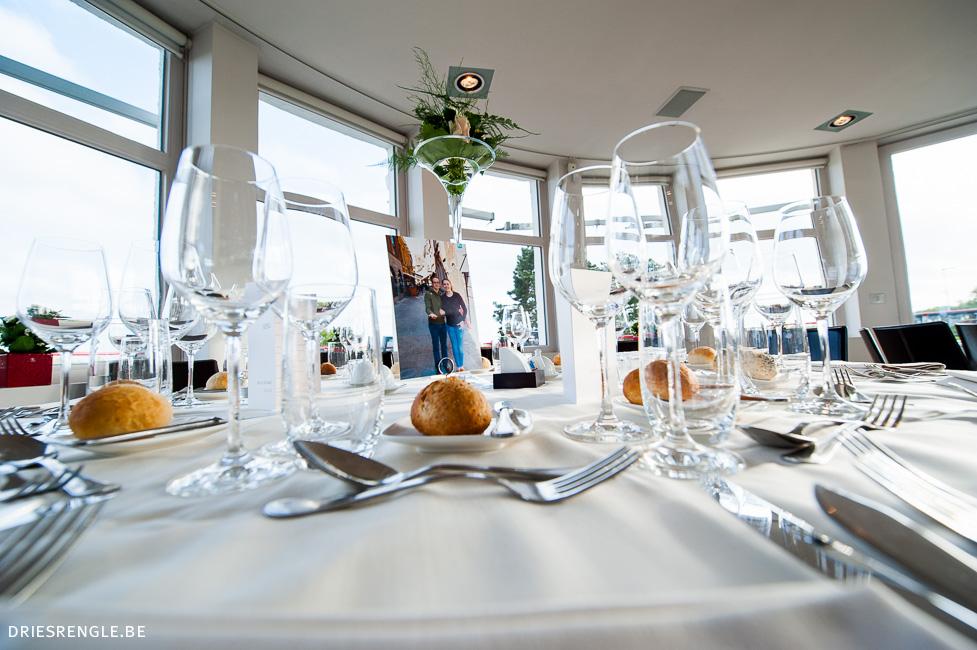 Normandie feestzaal huwelijk koksijde