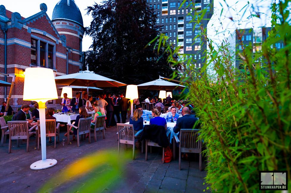 La Riva Antwerpen feestzaal huwelijk