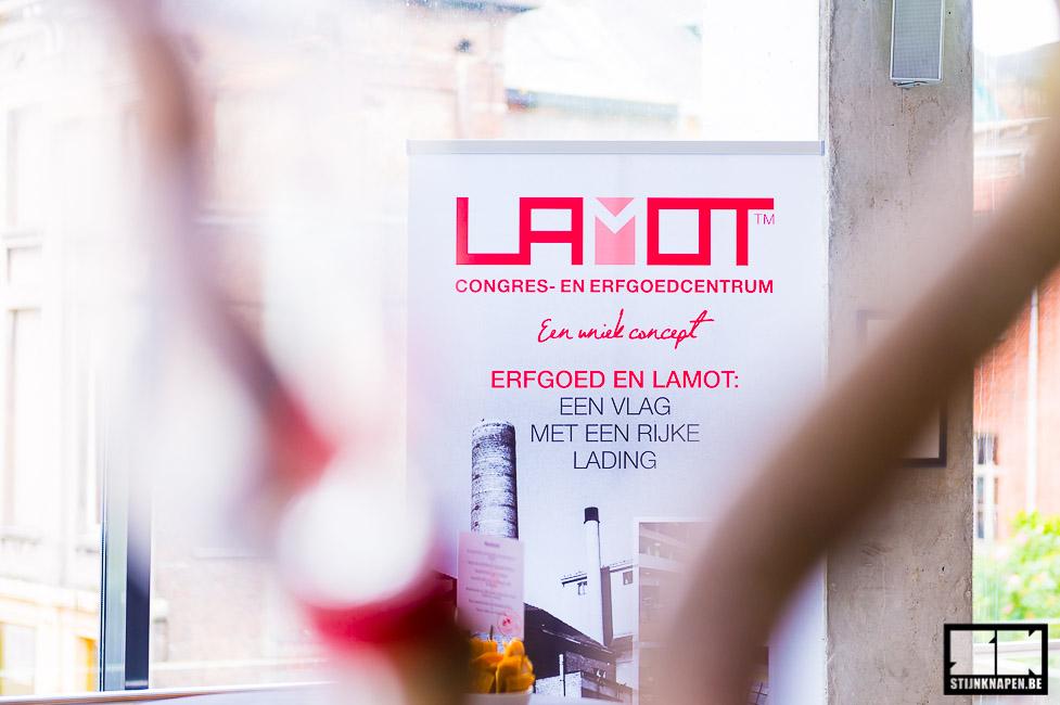 Lamot Mechelen feestzaal huwelijk